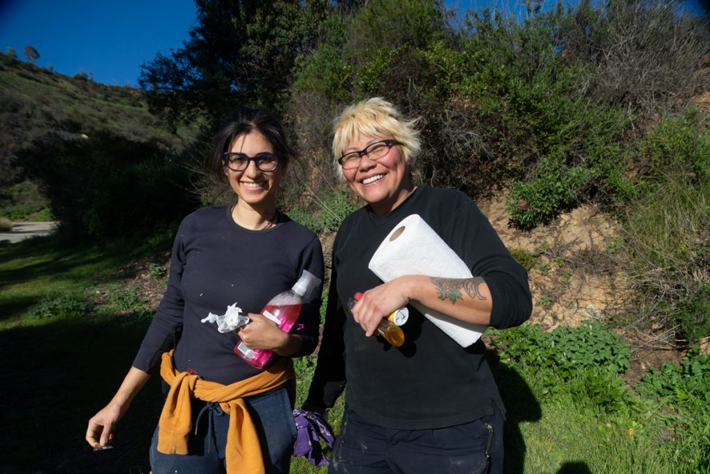 Production Designer Candi Guterres and Art Director Priyanka S. Guterres for On the Ride .